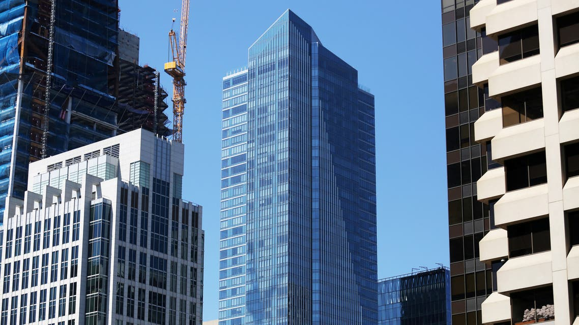 The Millennium Tower is pictured in San Francisco, California, U.S. September 14, 2016. Picture taken September 14, 2016. (Reuters)