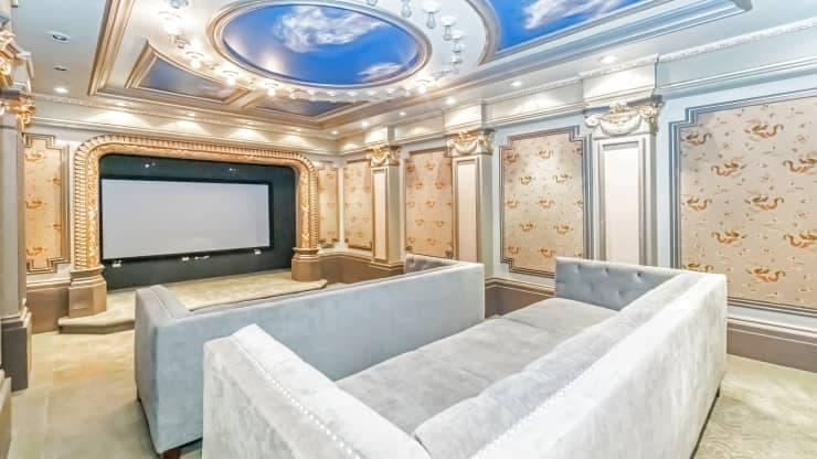 قاعة سينيما