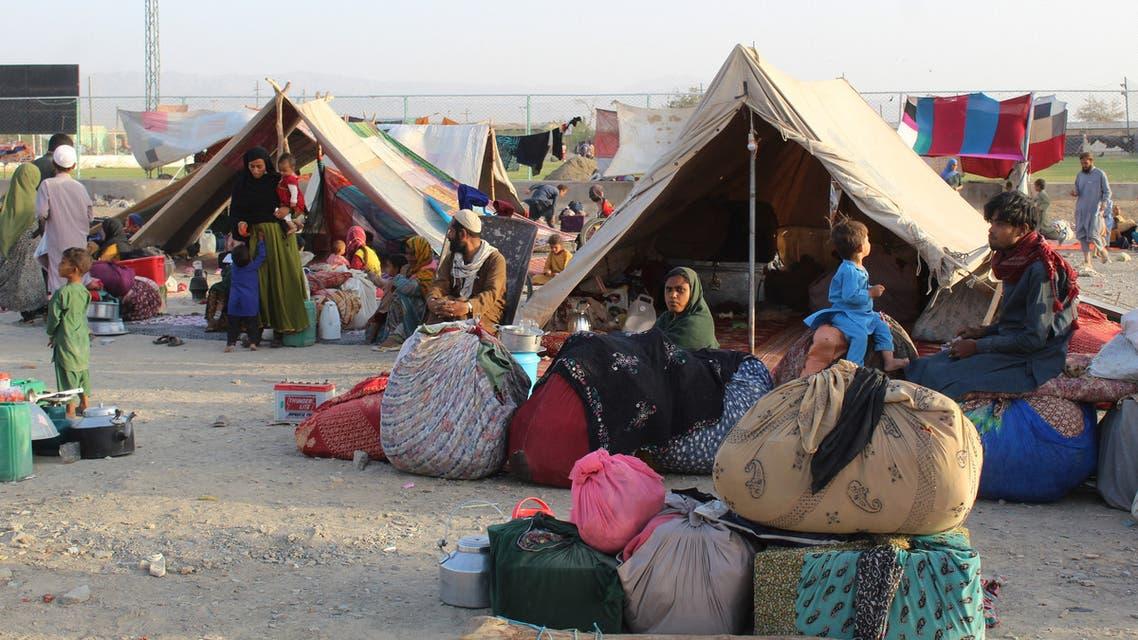 لاجئون أفغان (أرشيفية- فرانس برس)