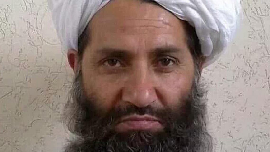 هبة الله آخوند زاده  .. زعيم طالبان (فرانس برس)