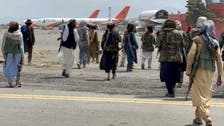 Kabul airport reopens to receive aid, domestic flights restart
