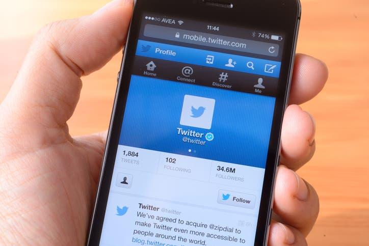 تويتر (آيستوك)