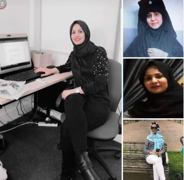 صابرین سعیدی، پرستوی اطلاعاتی ایران و عامل ربایش حبیب اسیود