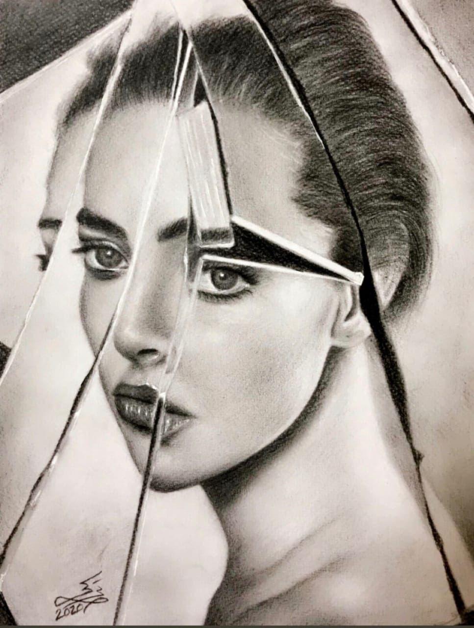 رسم - تركي الدعجاني  7