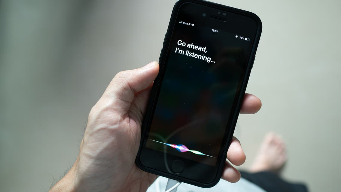 خدمة المساعد الصوتي Siri من أبل