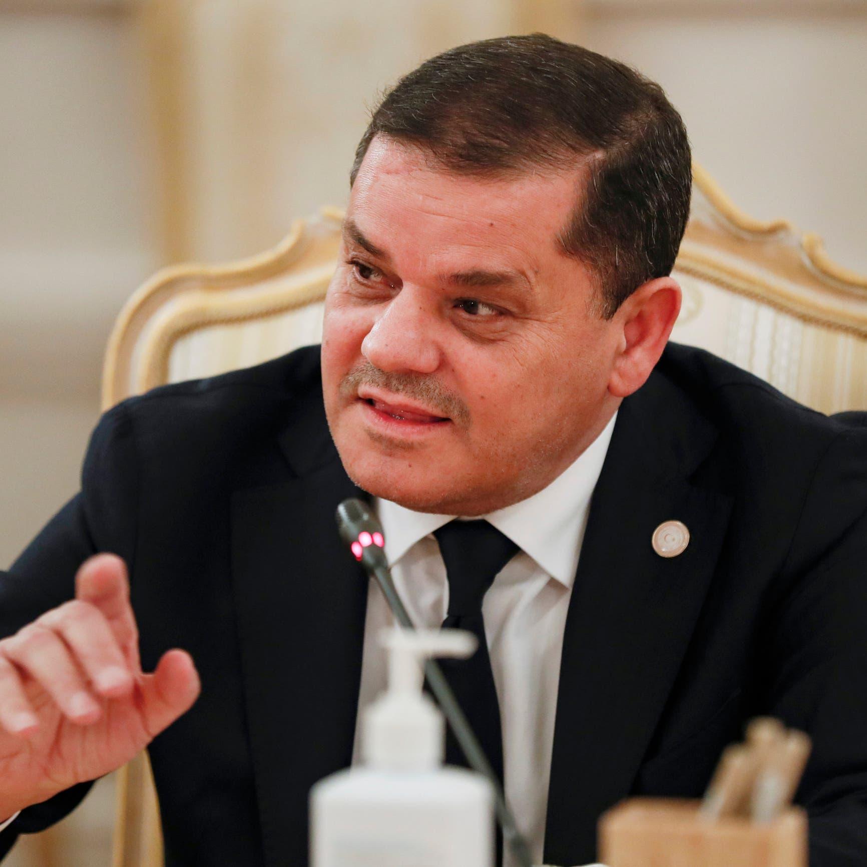 الدبيبة: ضرورة الإسراع بالتحقيق في اشتباكات طرابلس