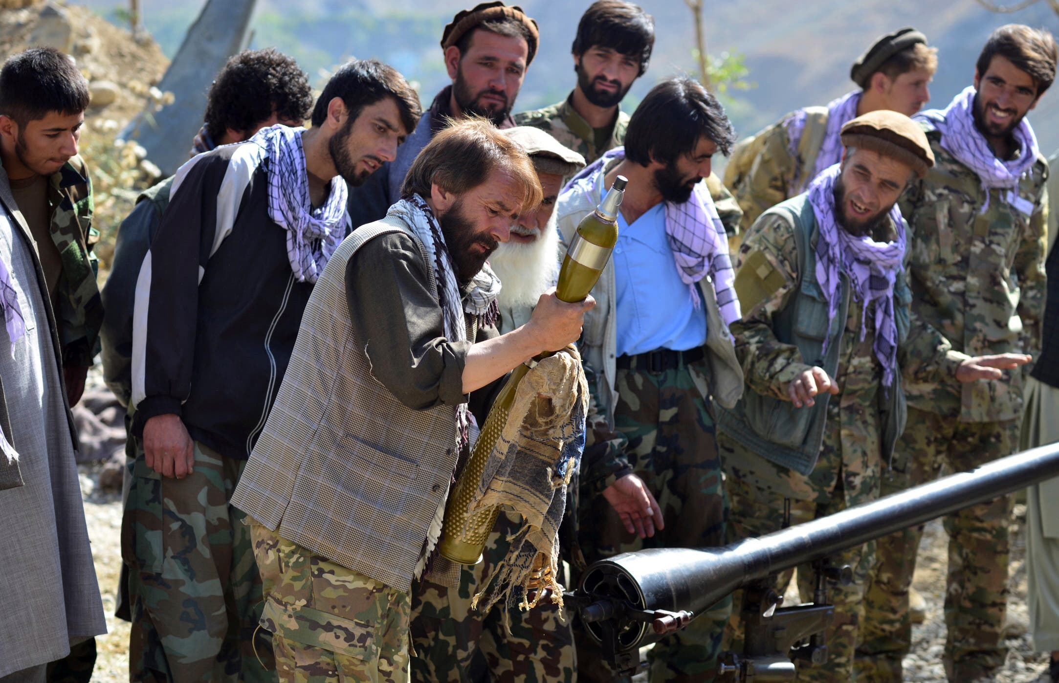 Ahmed Masoud in the last message: Let's keep fighting in the Panjshir