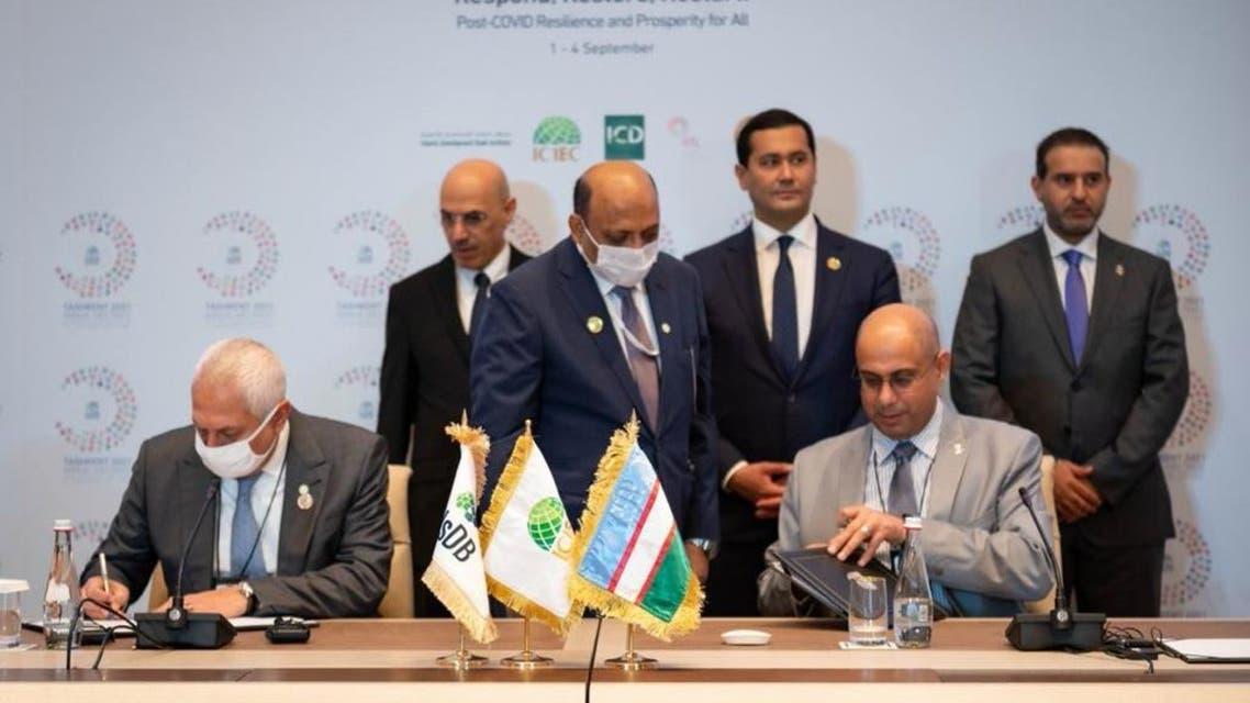 PHOTO-2بنك التصدير والاستيراد السعودي يوقع اتفاقية إعادة تأمين مع المؤسسة الإسلامية لتأمين الاستثمار وائتمان الصادرات (ICIEC)021-09-03-14-41-10