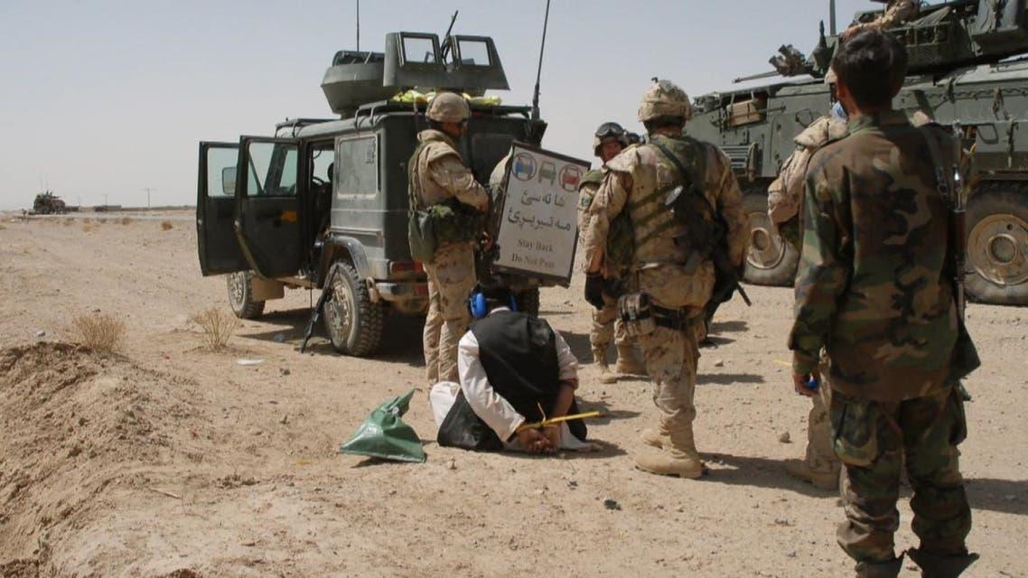 وثائقي أشباح أفغانستان