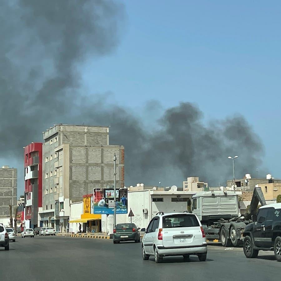 الداخلية الليبية: ما شهدته طرابلس يهدد العملية السياسية