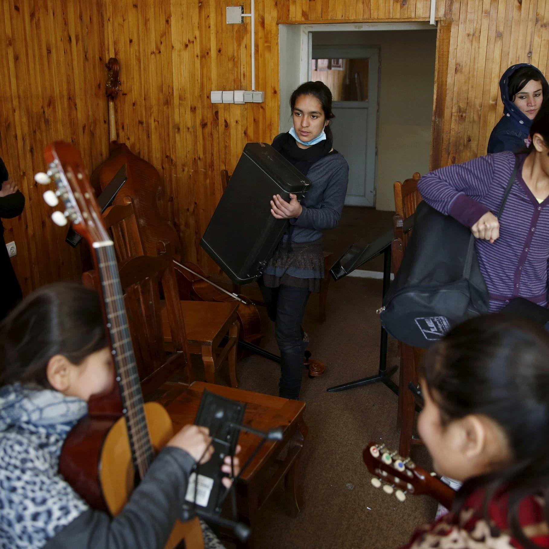 يوم ماتت الموسيقى في أفغانستان.. نساء الأوركسترا فررن