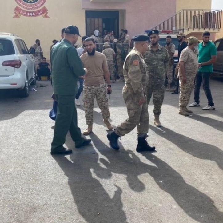 تطورات اشتباكات طرابلس.. آمر اللواء 444 غادر لتركيا
