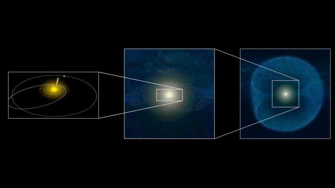 Interstellar Objects Might Outnumber Solar System Objects in the Oort Cloud