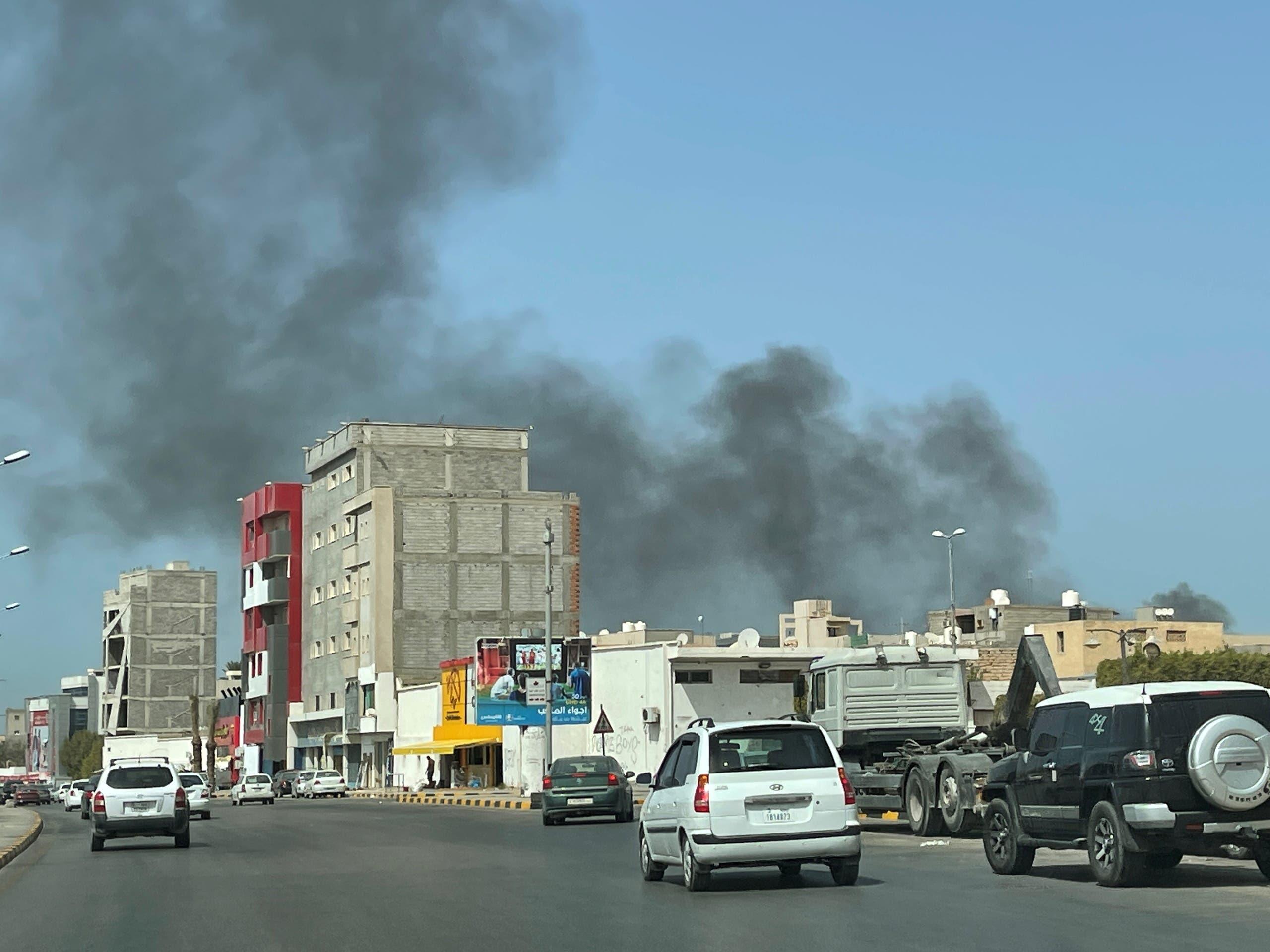 من العاصمة الليبية طرابلس (أرشيفية- رويترز)
