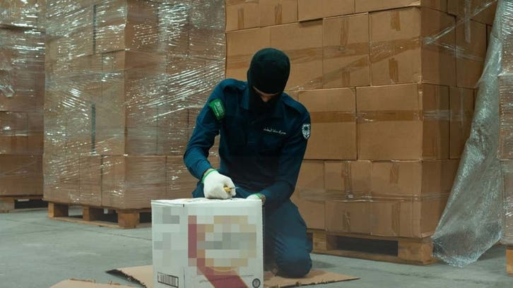 Saudi Arabia foils attempt to smuggle 66,000 alcohol bottles, eight people arrested