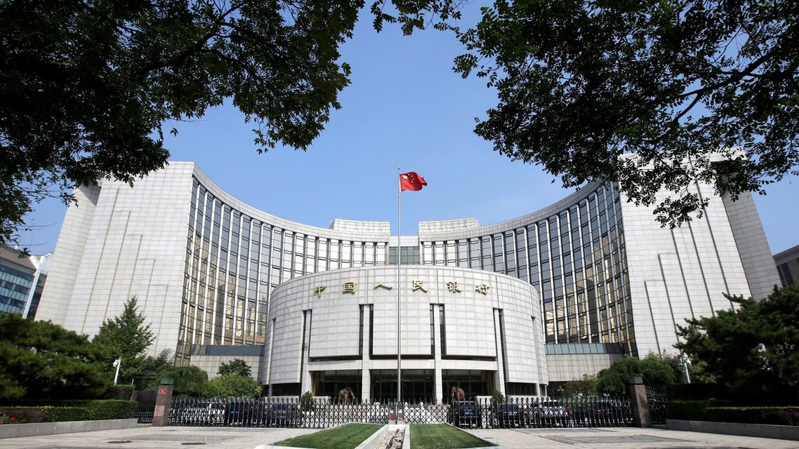 Headquarters of the People's Bank of China (PBOC), the central bank, is pictured in Beijing, China September 28, 2018. (File Photo: Reuters)