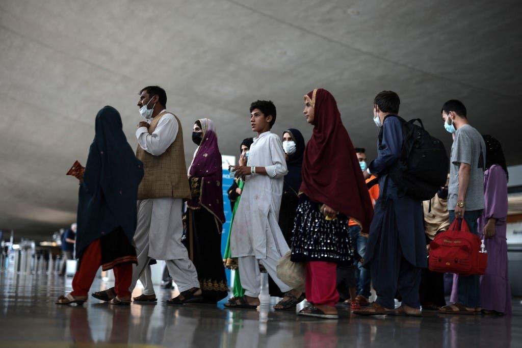 لاجئون أفغان (فرانس برس)