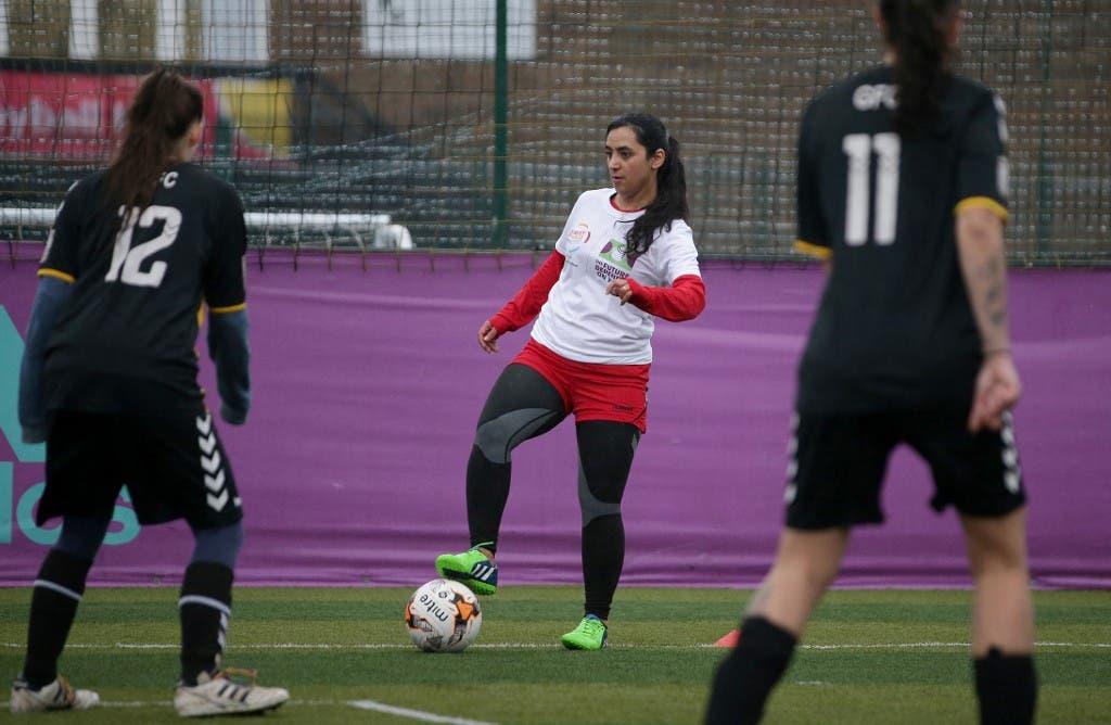 Women's Football Team (AFP)