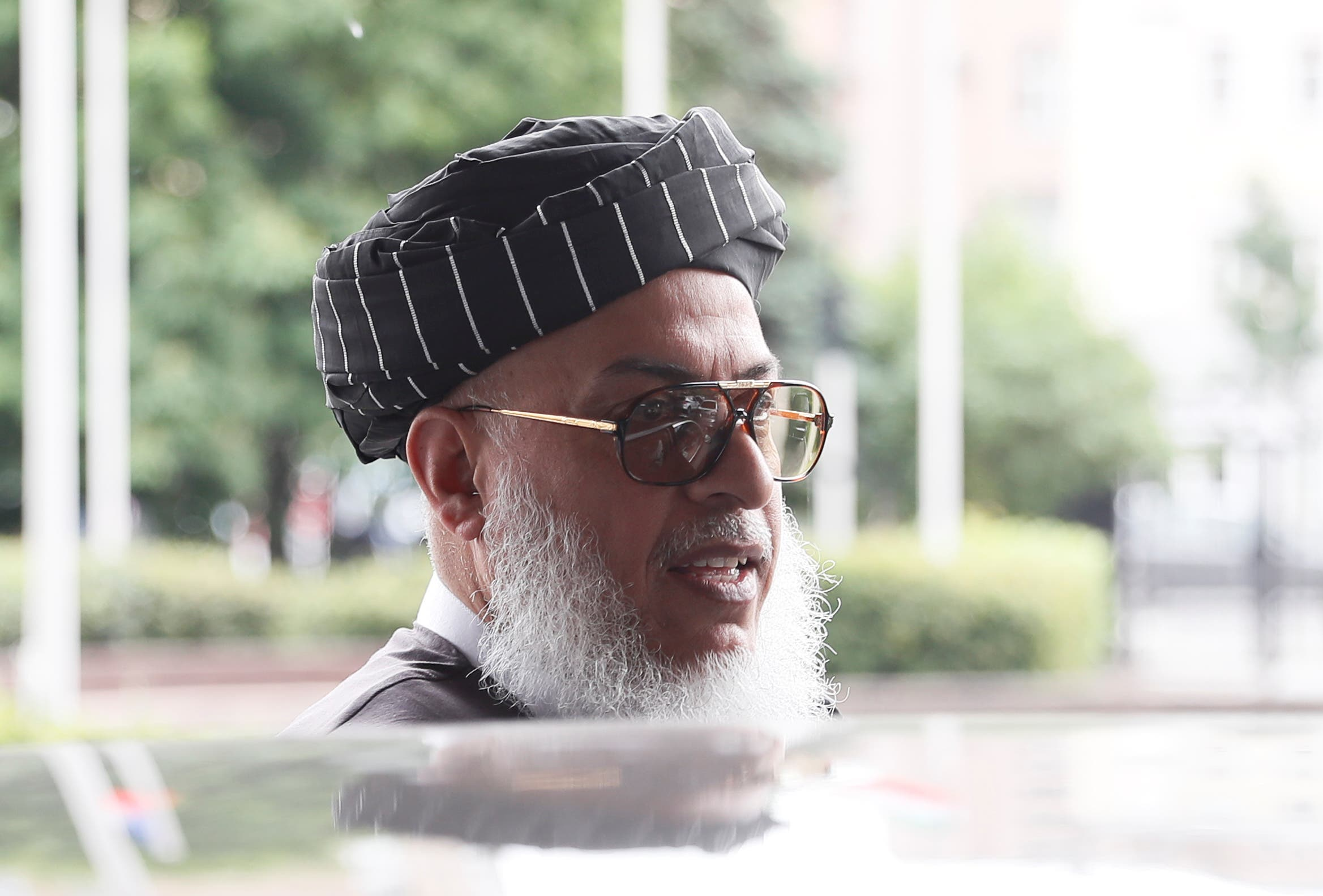 Sher Muhammed Abbas Stanikzai