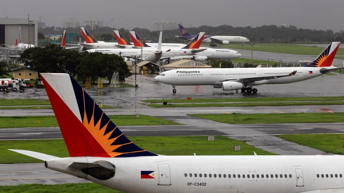 Philippine Airlines (PAL) planes are seen parked on tarmac in Manila International Airport in Pasay city, metro Manila September 9, 2014. (File Photo: Reuters)
