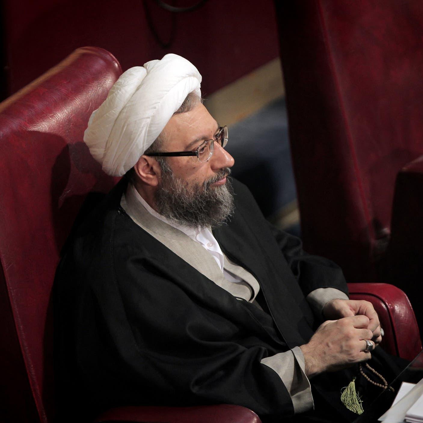 إيران.. استقالة صادق لاريجاني من مجلس صيانة الدستور
