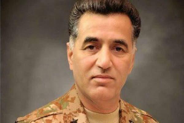 جنرال فیض حمید، رئیس سازمان استخبارات پاکستان