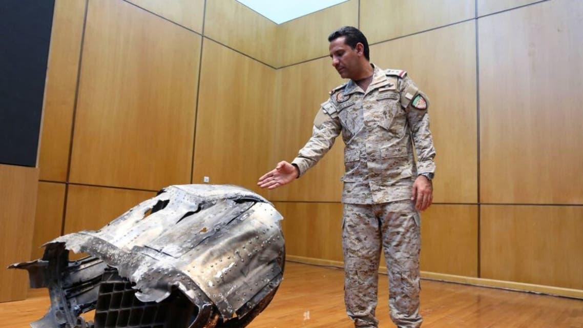 المتحدث باسم وزارة الدفاع السعودية العميد الركن تركي المالكي