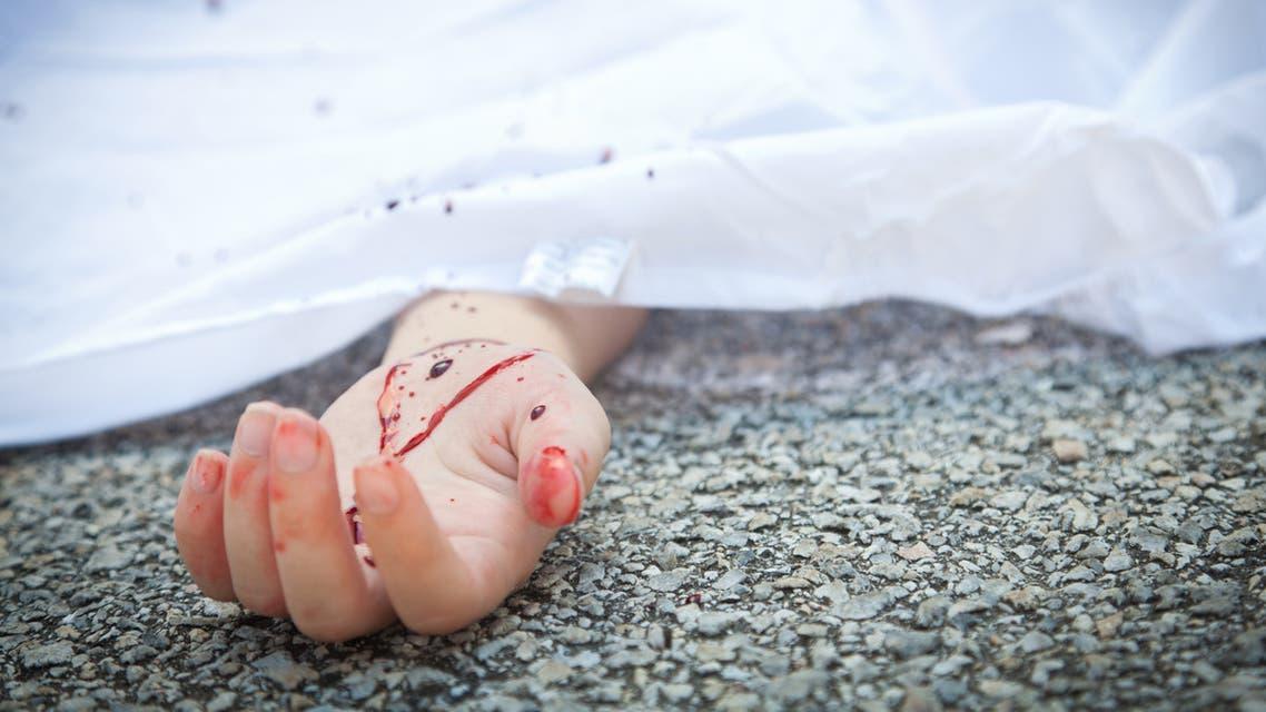 مقتل طفلة تعبيرية