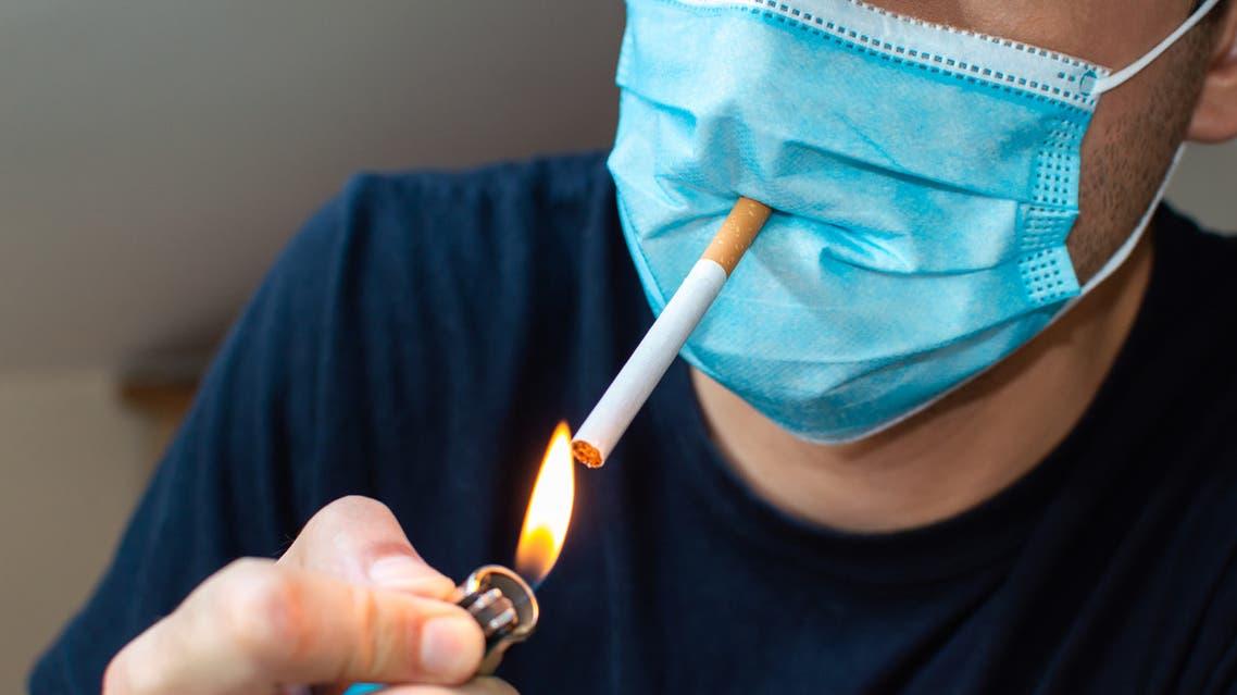 كورونا والتدخين