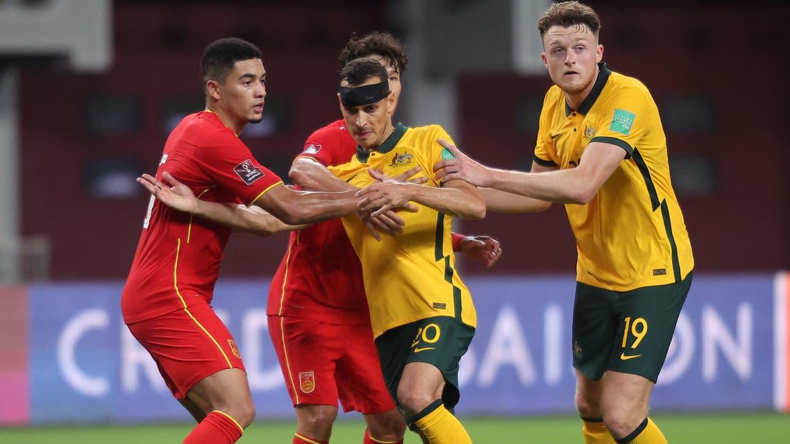 أستراليا الصين