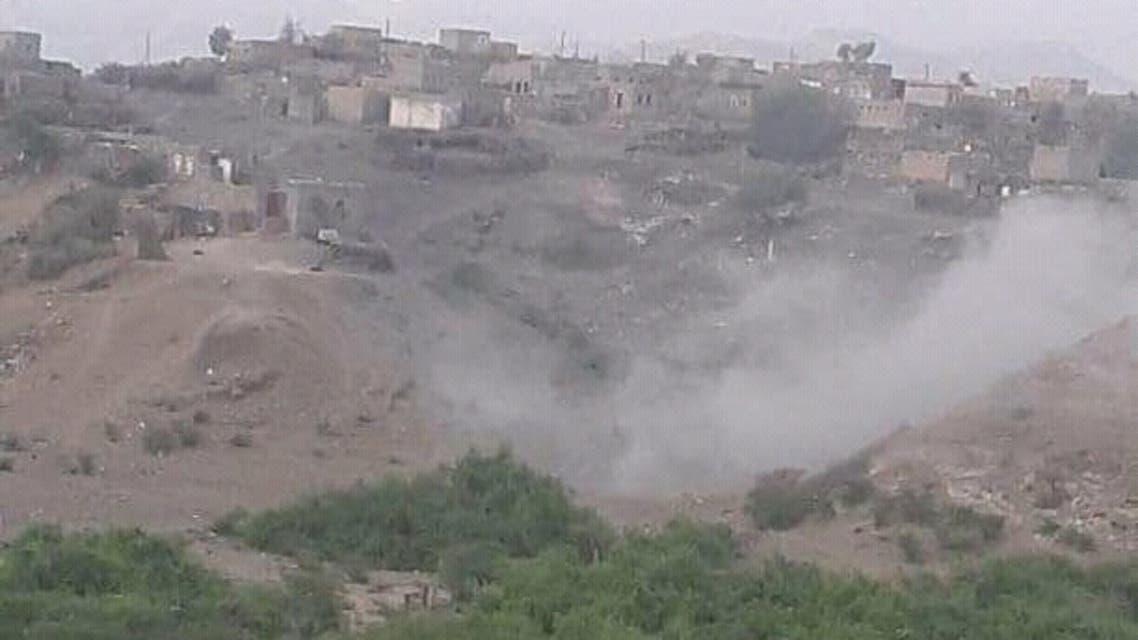 مأرب..تهجير 261 أسرة وتدمير 28 منزلا جراء قصف الحوثي على رحبة