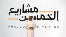 Here are some of the UAE's 'Projects of the 50' initiatives unveiled so far