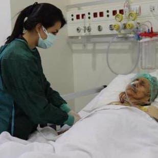 مسنة عمرها 116 عاما تتعافى من كورونا
