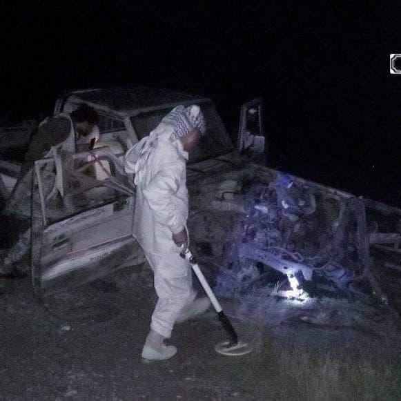 اليمن.. مقتل امرأة وإصابة 3 مدنيين بينهم طفل بألغام حوثية