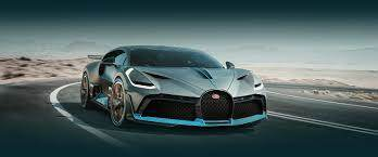 Bugatti Divo. (Image: Bugatti)
