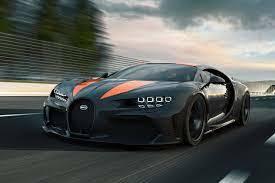 Bugatti Chiron Super Sport 300. (Image Bugatti)