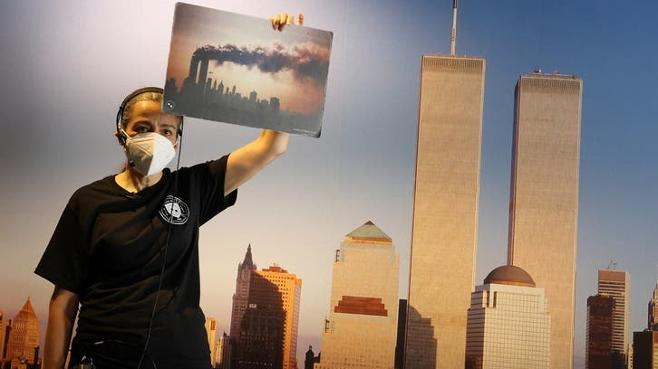 9/11 and slowly falling apart