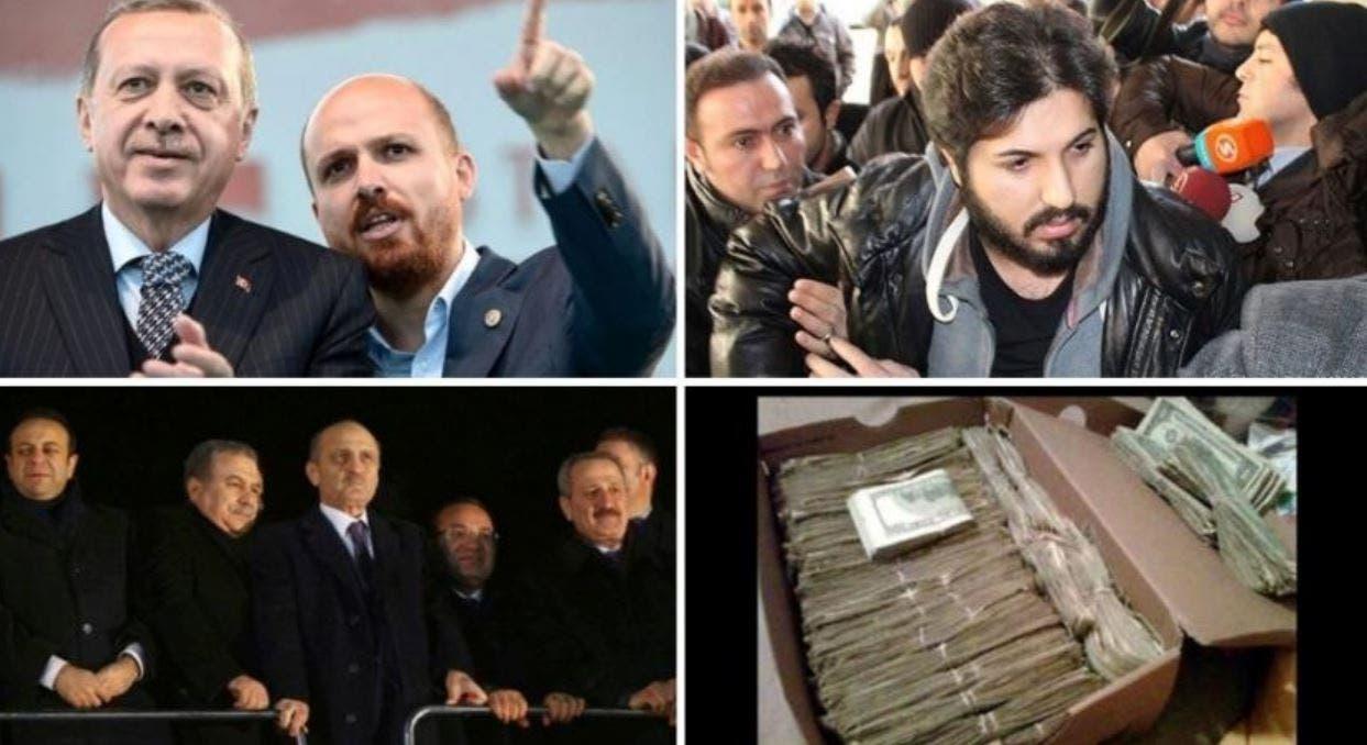 A former minister involves Erdogan with sensational statements on a corruption case