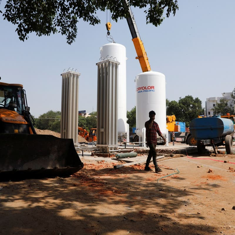 India plans 50 pct increase in oxygen production before third COVID-19 wave