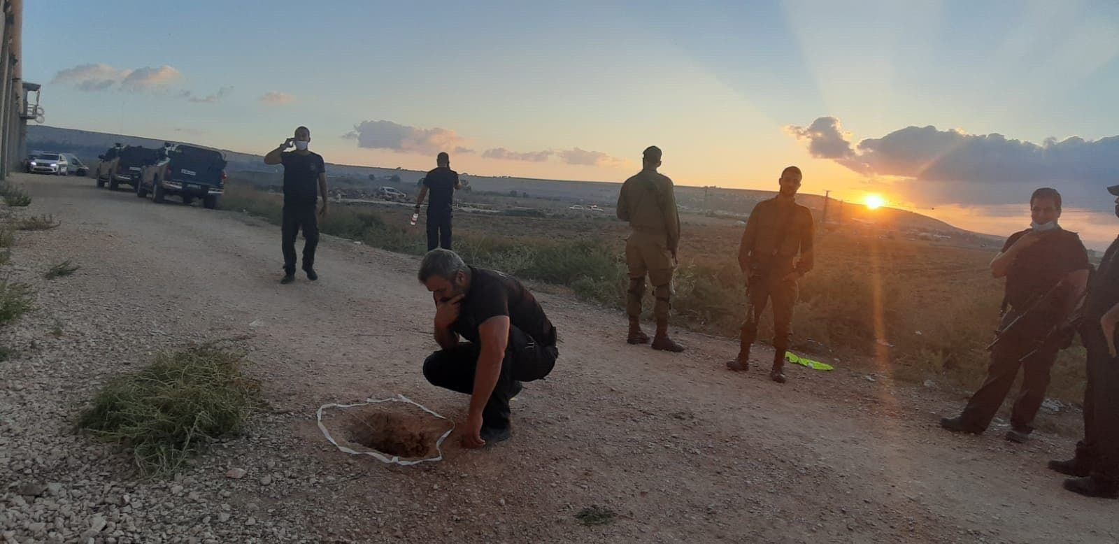 Israel: let's hit Gaza in response to rockets launched from the Strip