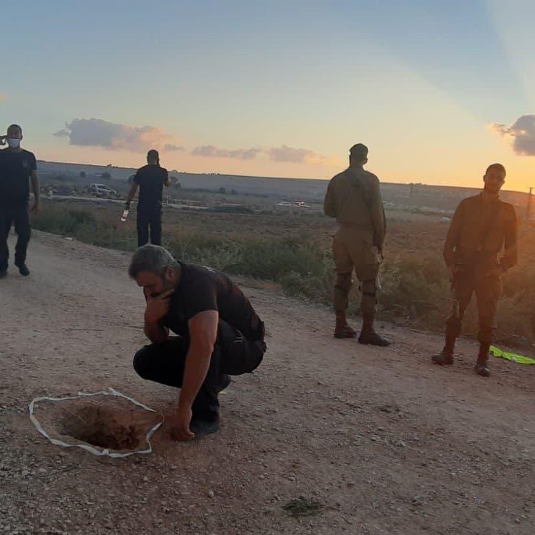 هروب 6 أسرى فلسطينيين من سجن إسرائيلي عبر حفرهم نفقاً