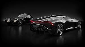 Bugatti La Voiture Noir. (Image: Bugatti)