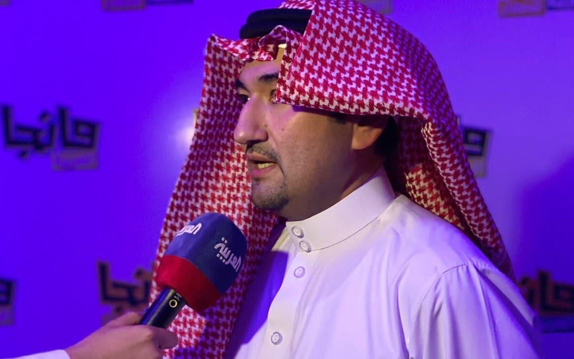 عصام بخاري يتحدث إلى العربية