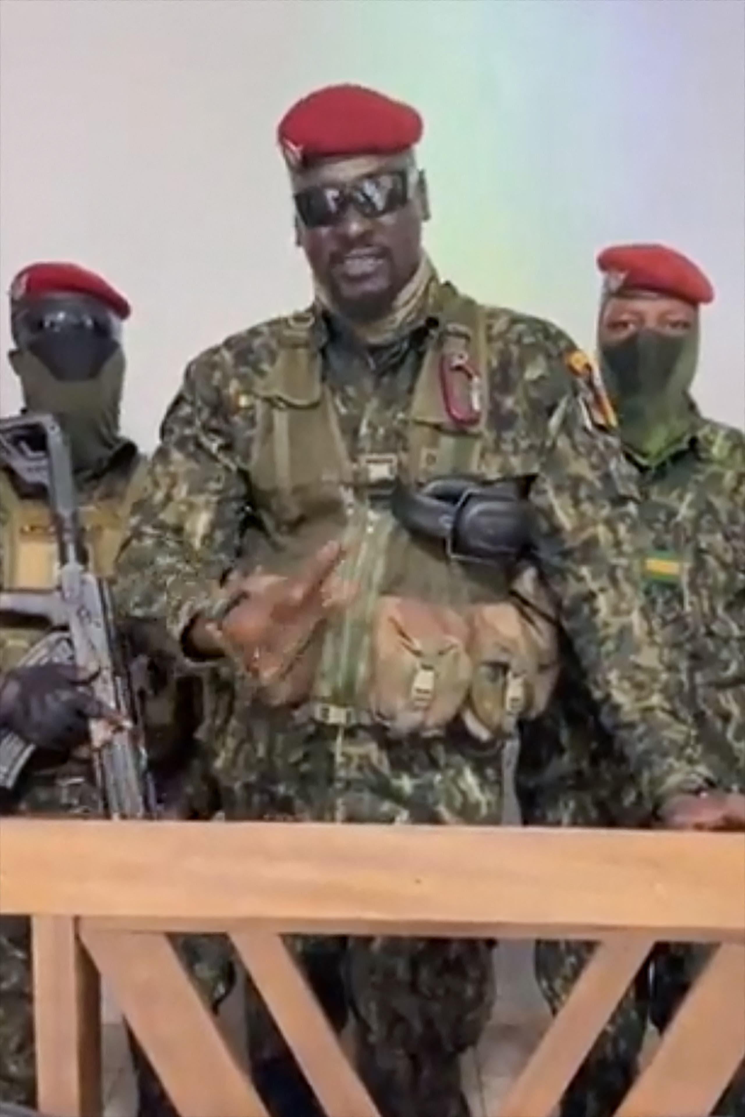 Colonel Mamadi Dumboya