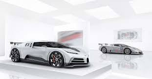 Bugatti Centodieci. (Image: Bugatti)