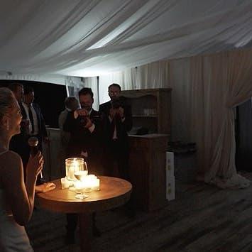 بزمن الجائحة.. التكنولوجيا تتغلب على عوائق حضور حفلات الزفاف