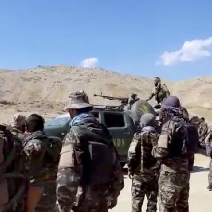 Fight against Taliban in Panjshir Valley 'will continue': NRFA