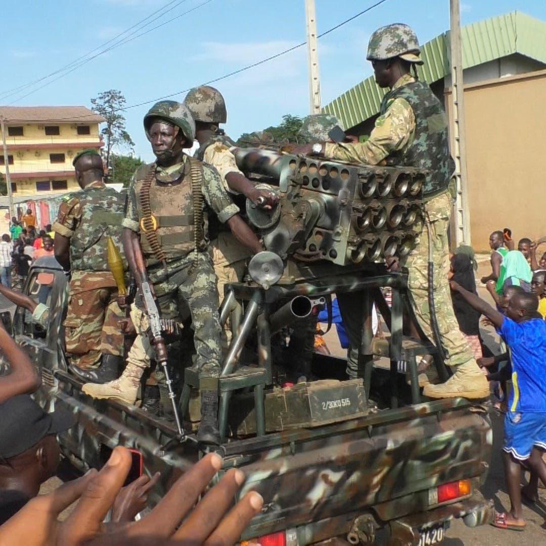 الولايات المتحدة ترفض إطاحة قوات خاصة برئيس غينيا