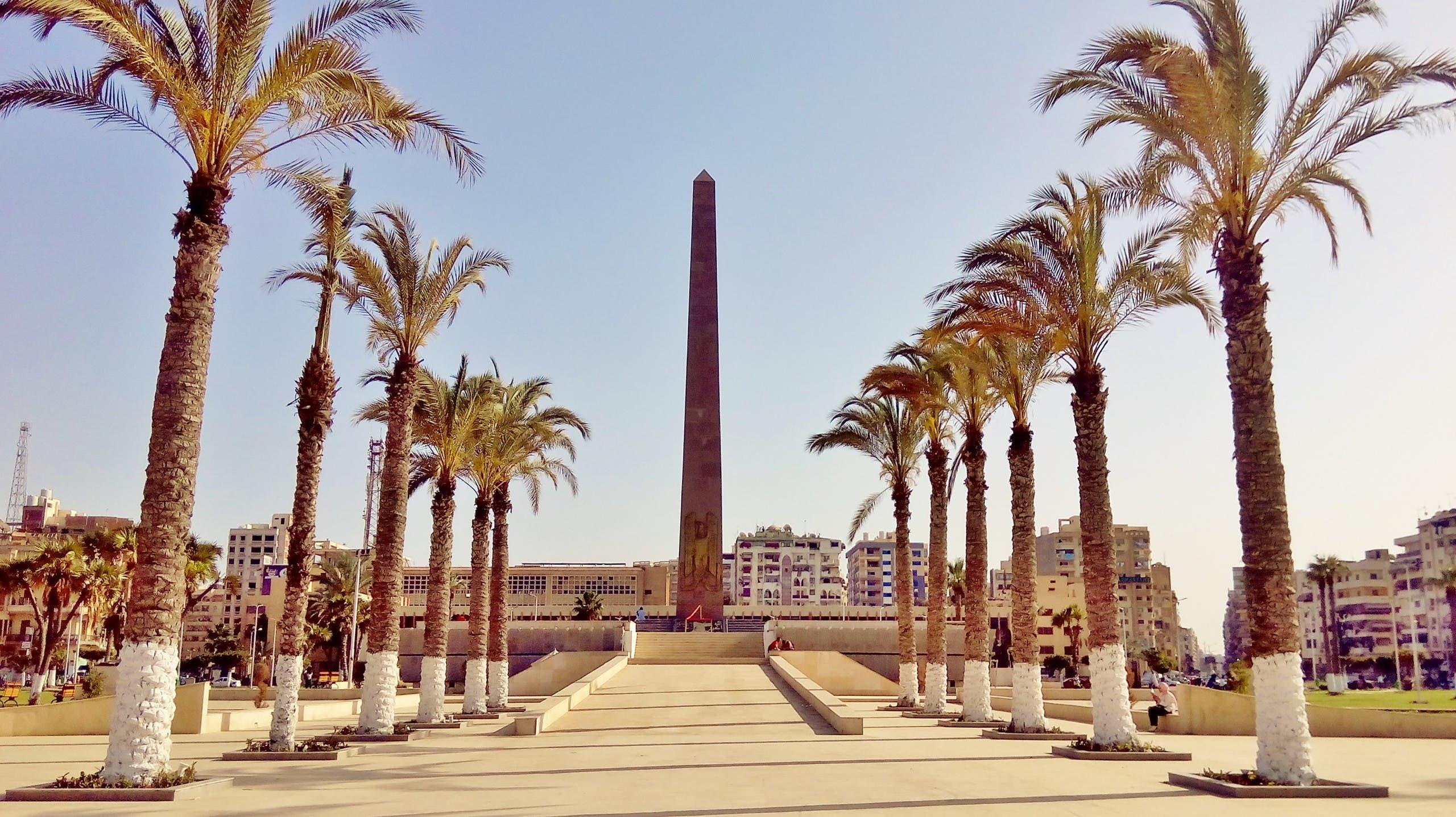 النصب التذكاري