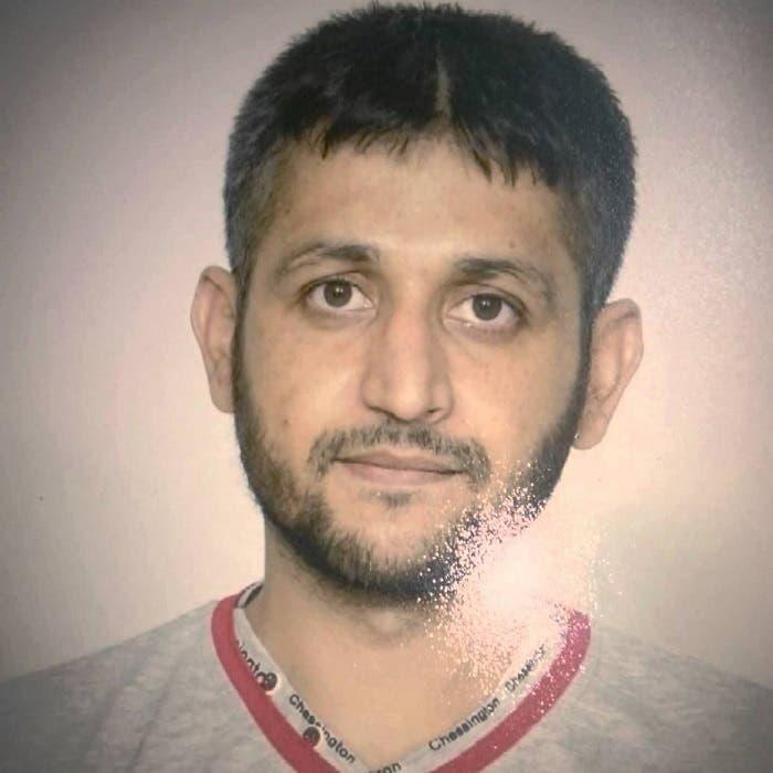 A head shot of Mohammed Ardah. (Twitter)